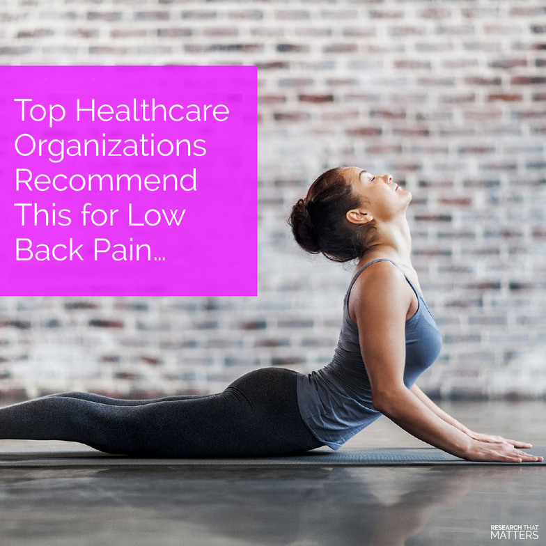 Low back pain, overland park chiropractor