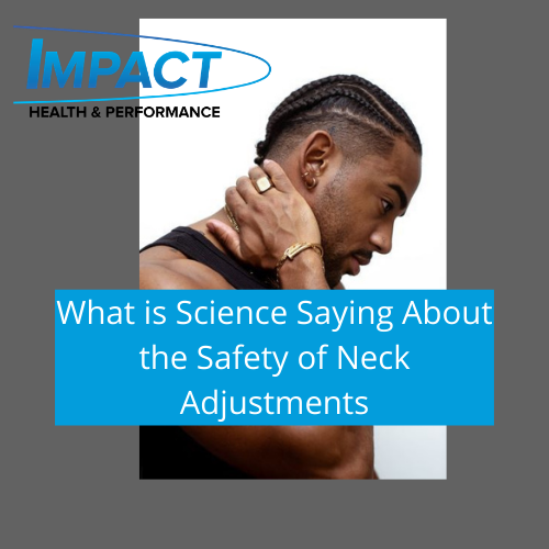 A chiropractor is safe to treat neck pain in Overland Park Ks.